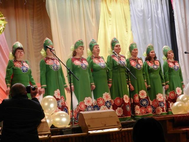Год культуры в Опарино