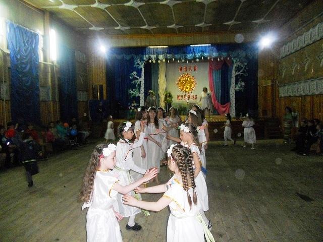 традиционный танец