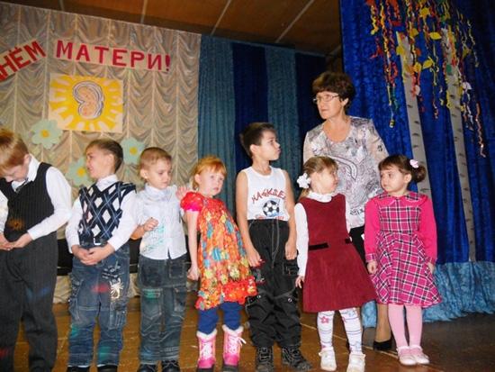 Филина З.А. и ее воспитанники