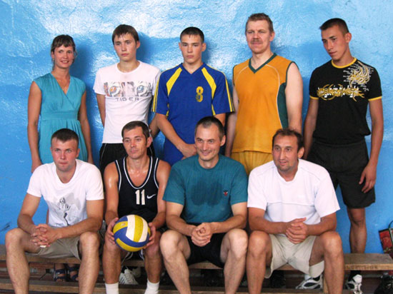 Маромицкая команда