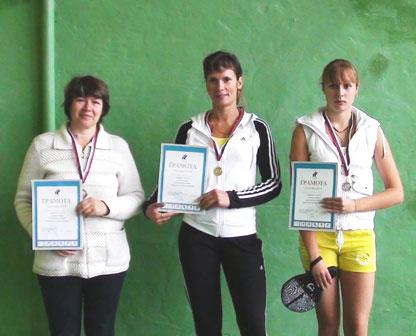 Соревнования по тенису