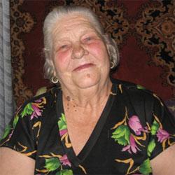 Мария Алексеевна Шубина