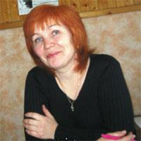 Лидия Николаевна Журавлёва