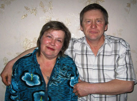 Семья Бушуевых
