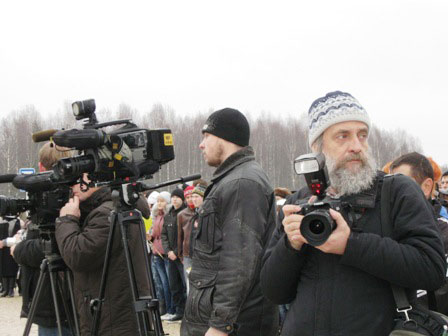 Открытие автодороги Киров-Опарино