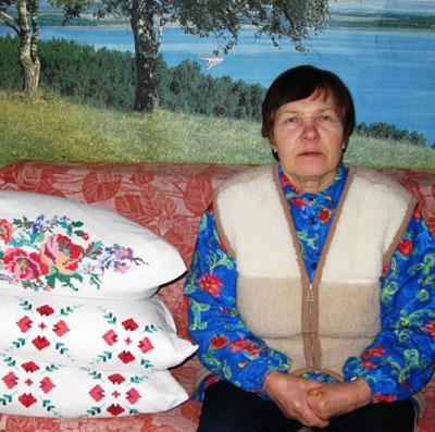 Нина Семеновна Плотникова