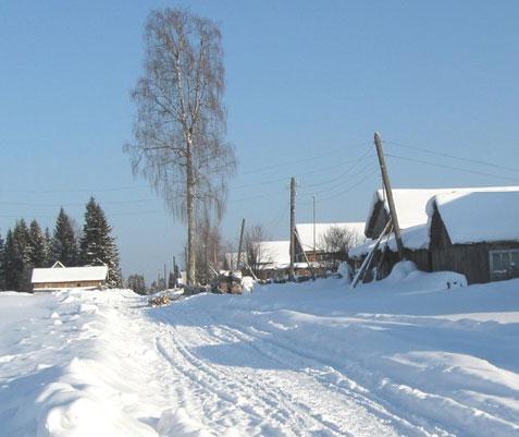 посёлок Чурсья