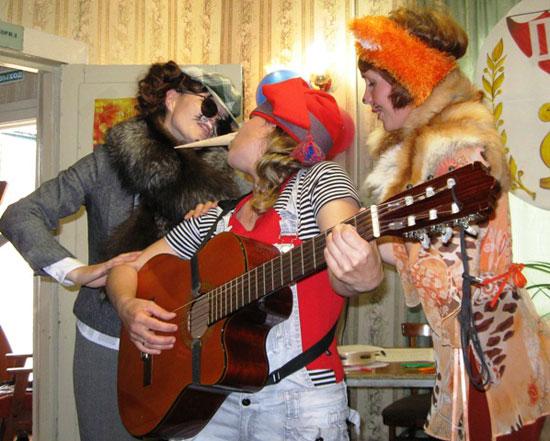 Опаринская музыкальная школа