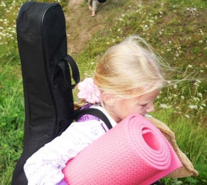Фестиваль авторской песни Гринландия.