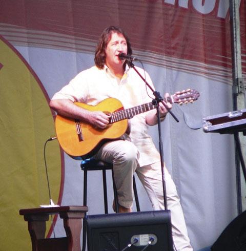 Фестиваль авторской песни Гринландия. Олег Митяев