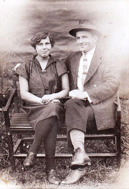 Ян и Ольга Месины