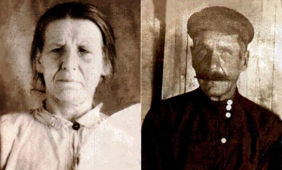 Христина и Давыд Коваленко