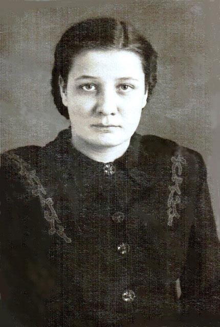 Мария Давыдовна Коваленко