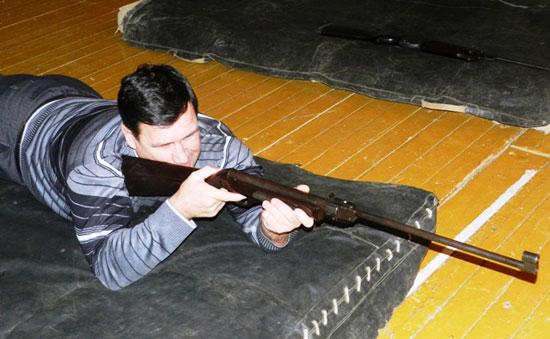 Стрельба и четырехборье