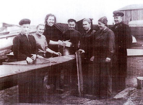 Чемпионка РСФСР. Часть 2