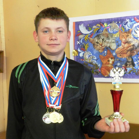 Максим Ковалев
