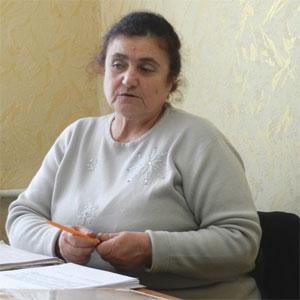 Галина Васильевна Бучнева
