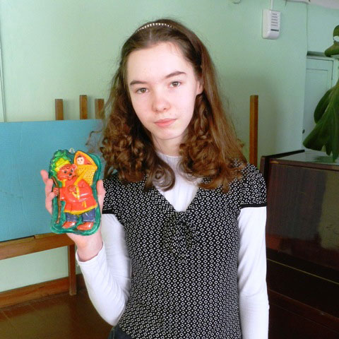 Татьяна Ишмуратова