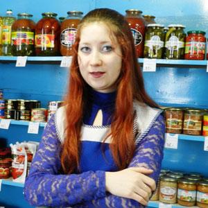 Марина Метелёва