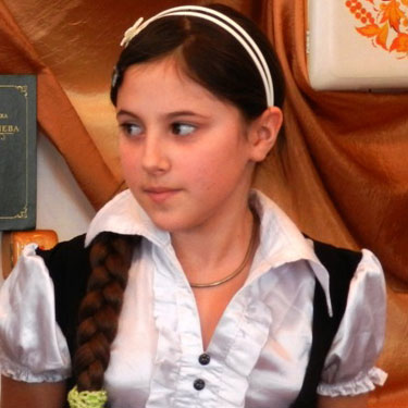 Мария Бабкина
