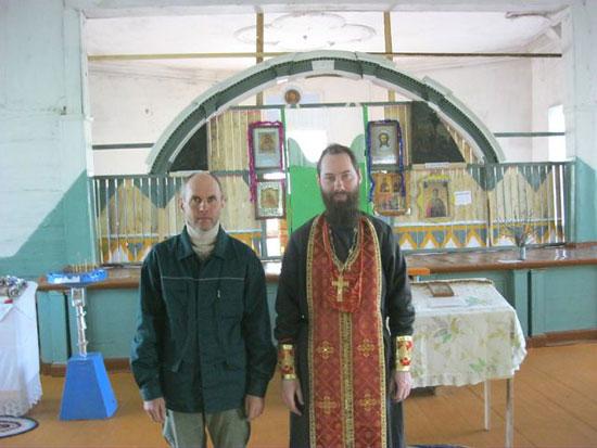 Протоиерей Виктор Конев
