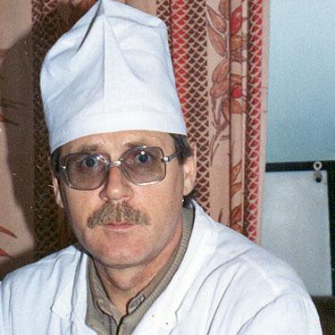 Николай Евгеньевич Залесов