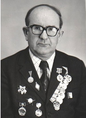 Юрий Михайлович Головнин