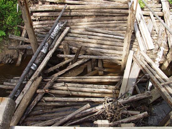 Мост через Чалбун
