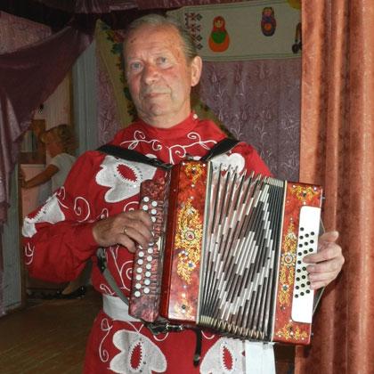 Юрий Федорович Ткаченков