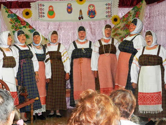 Фольклорный ансамбль «Сударушка»