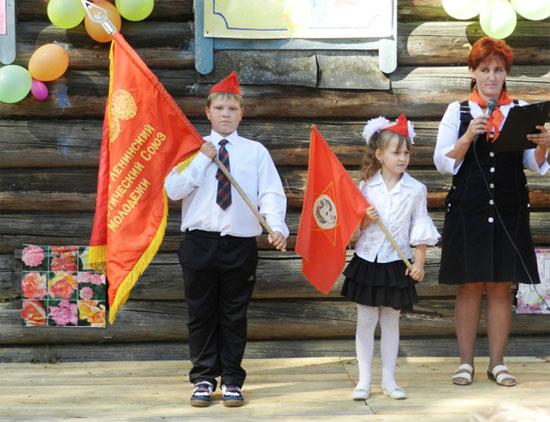 Шадринская школа