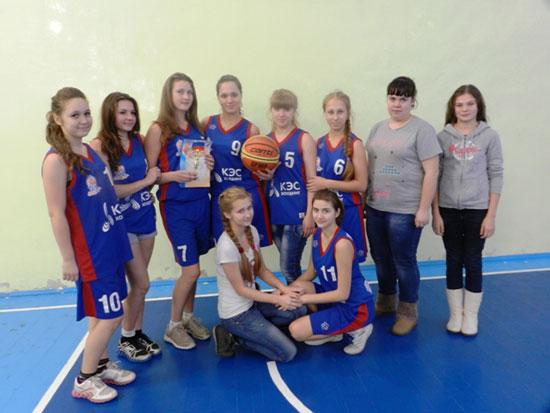Школьная лига «КЭС-баскет»