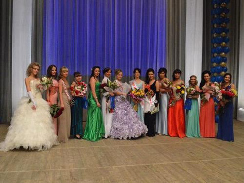 Татьяна Кудрявцева на конкурсе