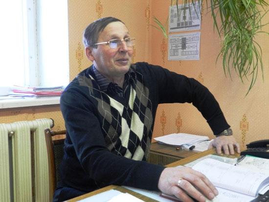Владимир Евлогиевич Гмызин