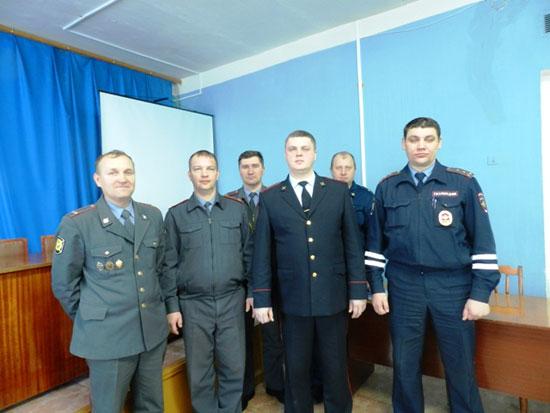 Начальник межмуниципального отдела полиции «Мурашинский»