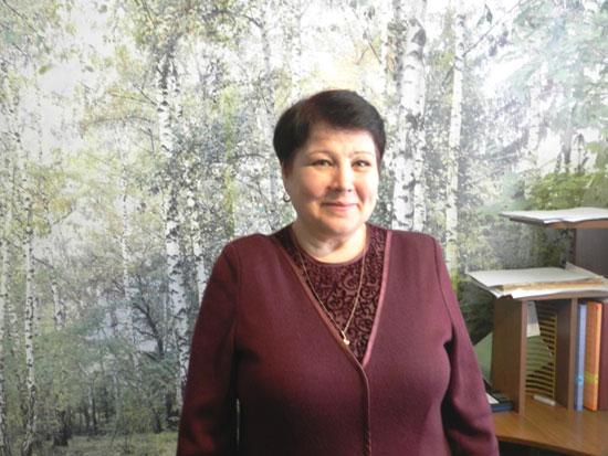 Ирина Витальевна Акимова