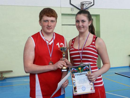 Максим Быков и Алина Горбунова