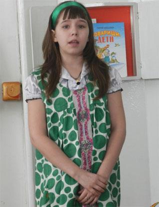 Алина Петечук