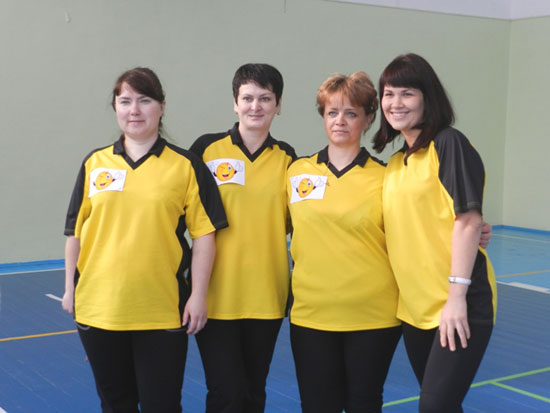 Фестиваль женского спорта