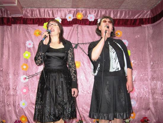 Старикова Ольга и Козлова Наталья