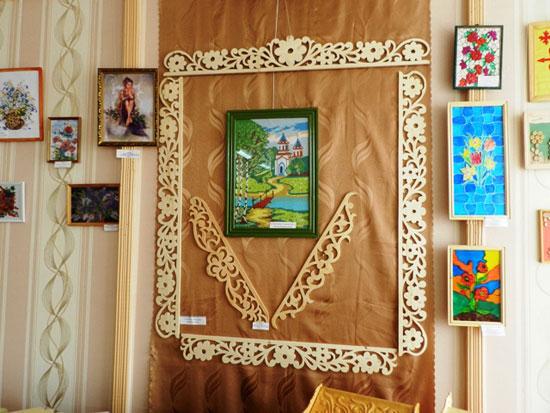 Выставка декоративно-прикладного искусства