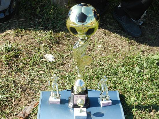 Районные соревнования по футболу