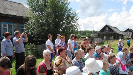 День поселка Латышский