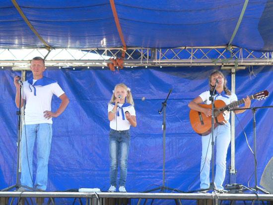 Семья Трубиных. Гринландия-2013