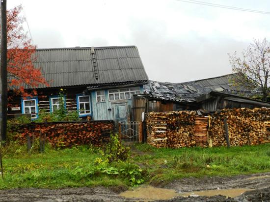 Дом Александры Ивановны Шамковой