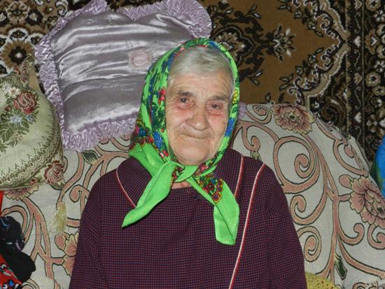 Александра Ивановна Шамкова