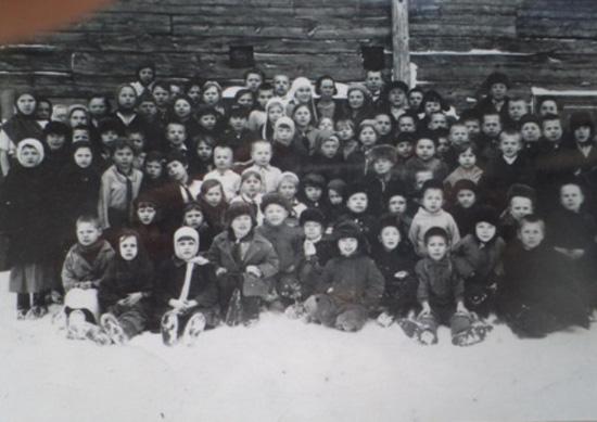 Ученики Альмежской школы