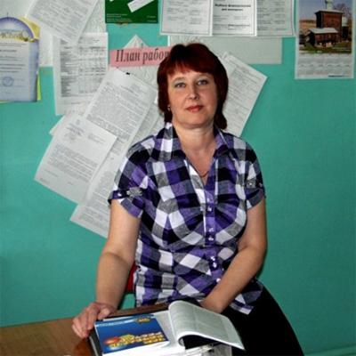Ольга Югановна Прудникова