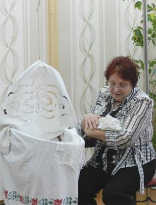 День матери.  Валентина Градобоева