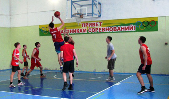 "Баскетбольная лига ""Кэс Баскет"""